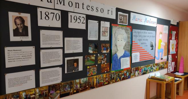 Urodziny Marii Montessori