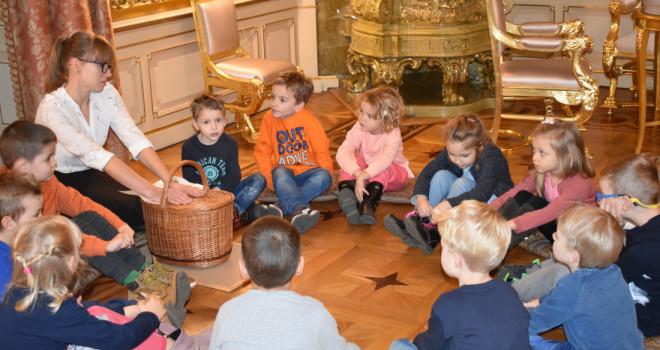 Dzieci Maryi w Pałacu Herbsta