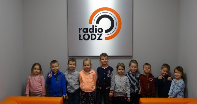 Radosne Aniołki w Radiu Łódź
