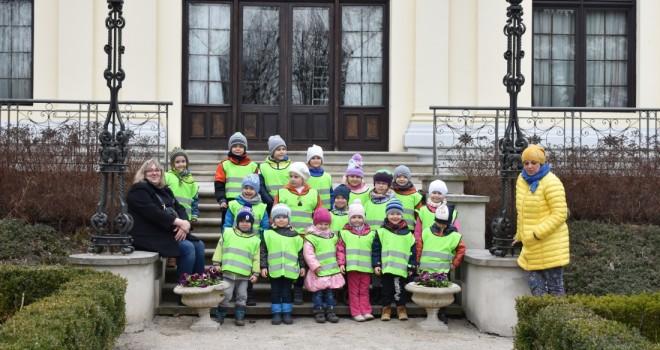 Mali Misjonarze w Pałacu Herbsta