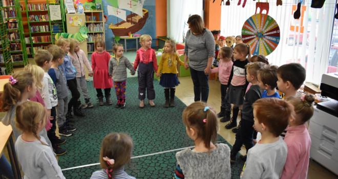 Światowy Dzień Pluszowego Misia w Bibliotece Miejskiej